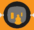 لوگوی خدمات طراحی گرافیک