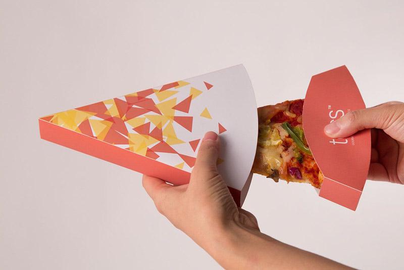ایده و اصول بسته بندی پیتزا
