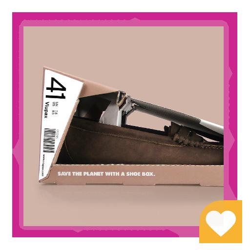 طراحی مثلثی کفش قهوه ای تیره