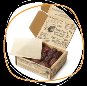 انواع بسته بندی خرما