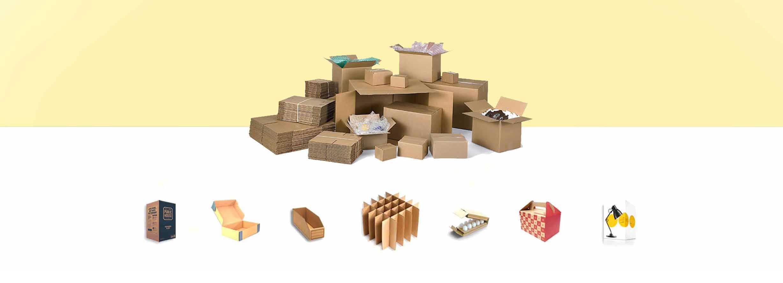 صنایع بسته بندی و جعبه و کارتن سازی