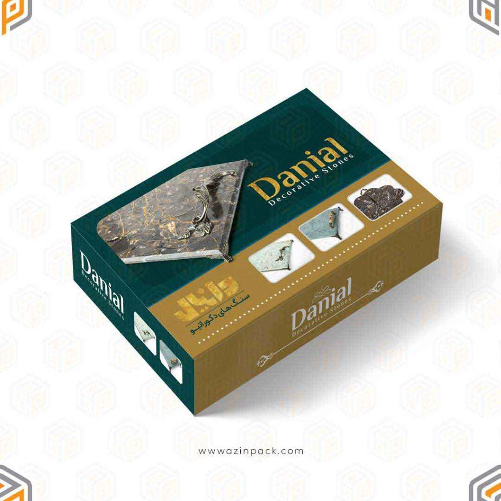 طراحی و تولید کارتن ، جعبه و بسته بندی محصولات دکوراتیو