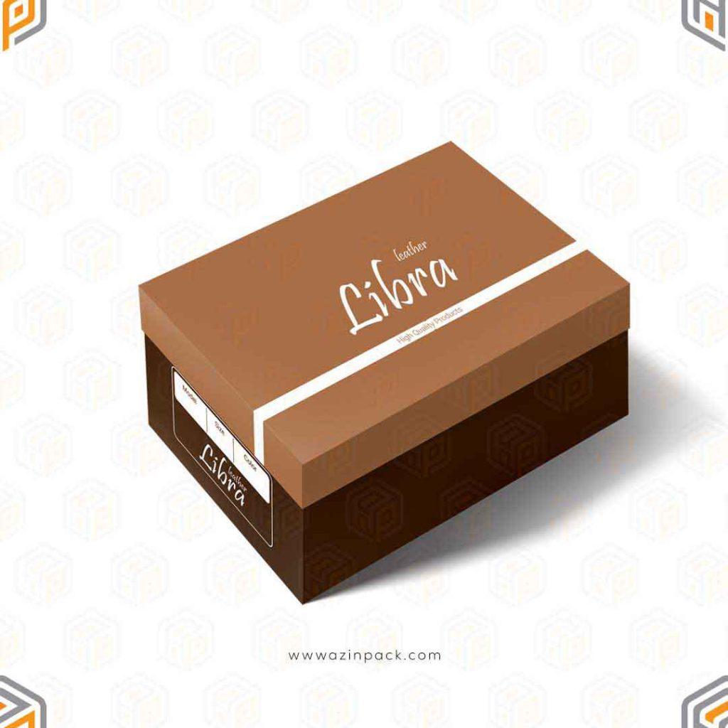طراحی و تولید کارتن و جعبه کفش