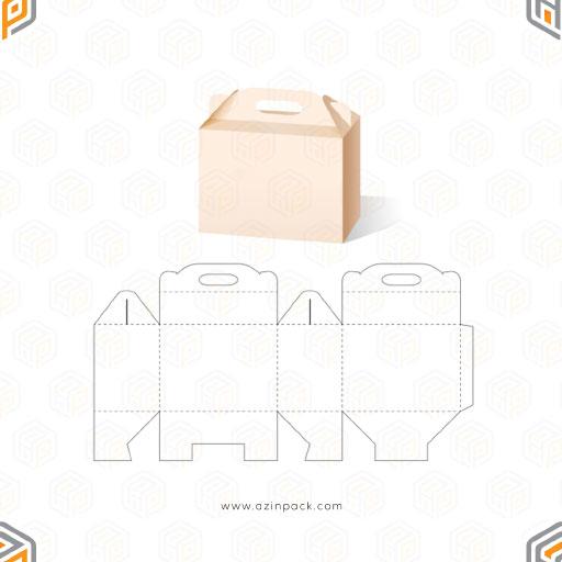 Handle-box-carton